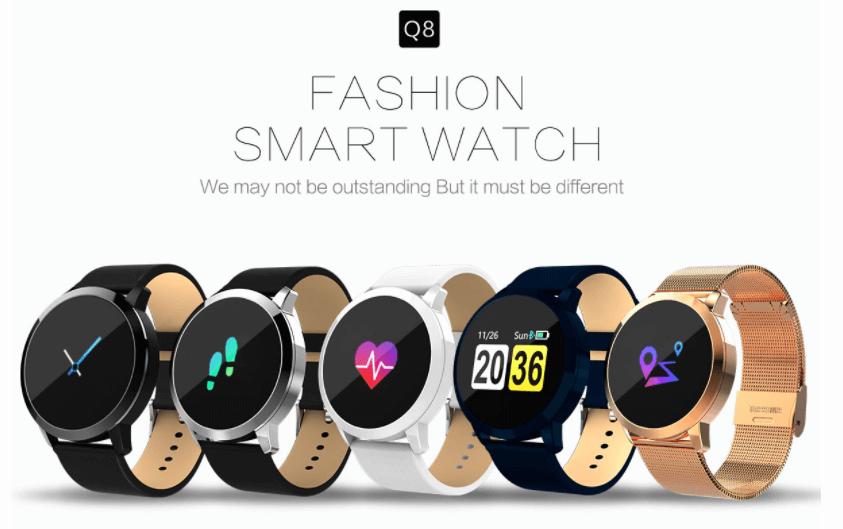 NewWear Q8 smartwatch
