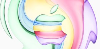 APPLE LOGO COLOR