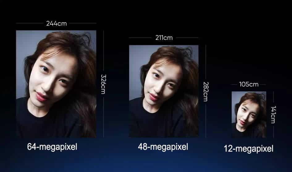 Redmi Note 8 Pro 64 megapixel