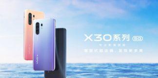 Vivo X30 Series