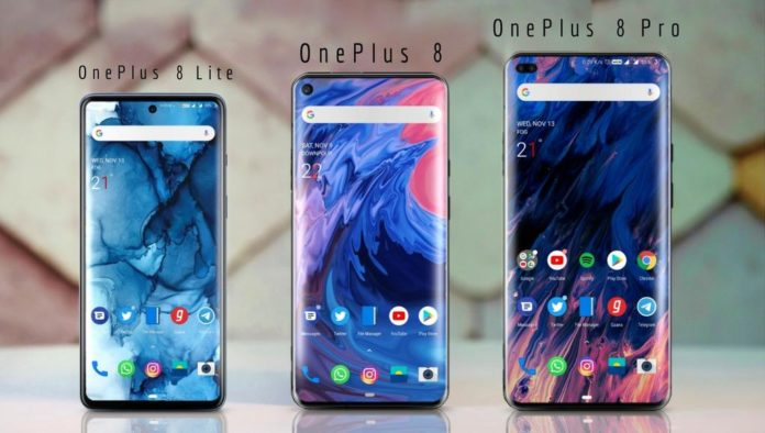 Oneplus 8, 8pro,8lite