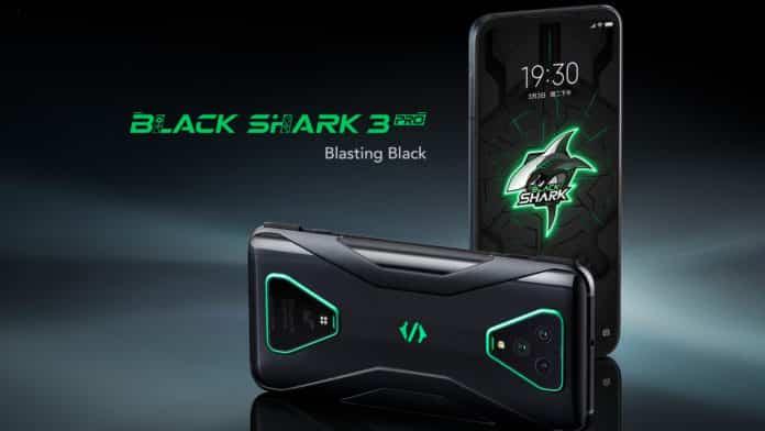 Black Shark 3 banner