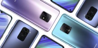 Xiaomi Redmi 10X series