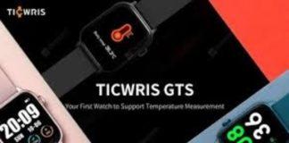 TICWRIS GTS smartwatch