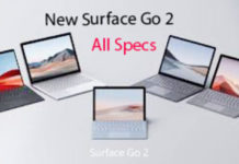 Surface Go 2 new