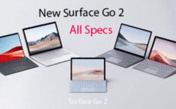 Surface Go 2 new