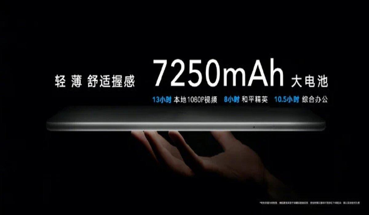Honor V6 battery