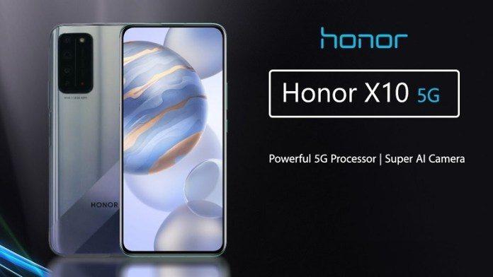 Huawei Honor X10 banner