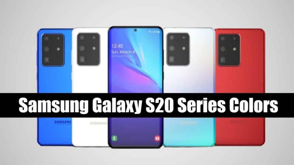 Samsung Galaxy S20 6