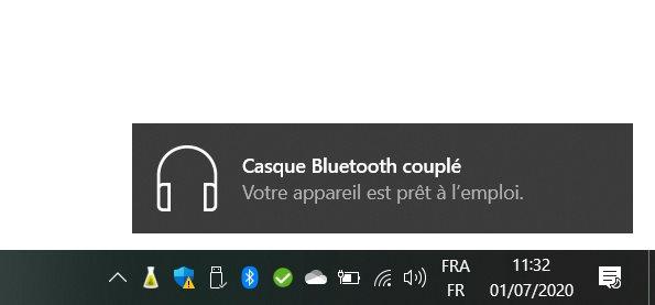 Pairing is easy on Windows 10