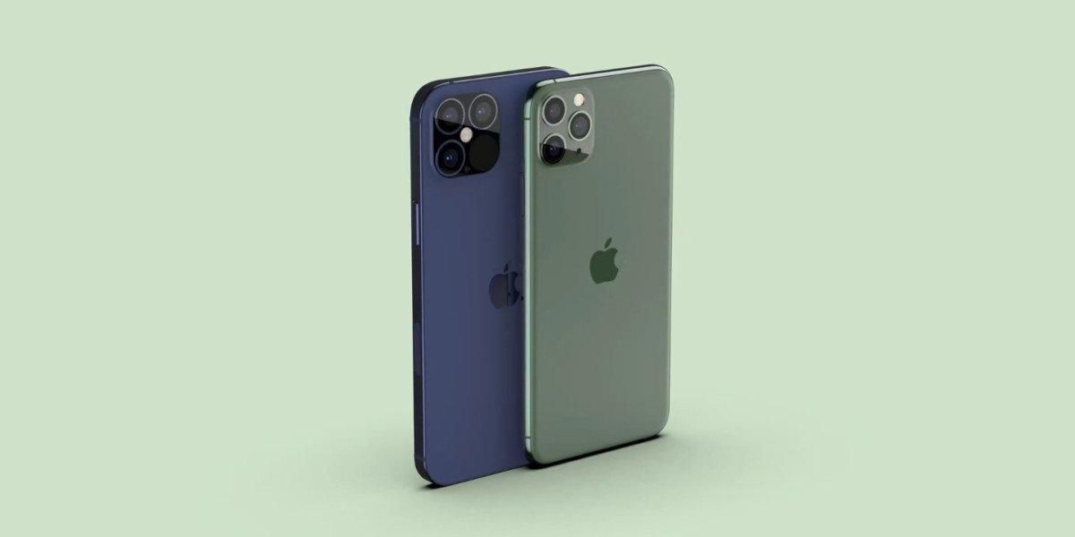 IPhone 12 Pro compared to iPhone 11 Pro // Source: EverythingApplePro