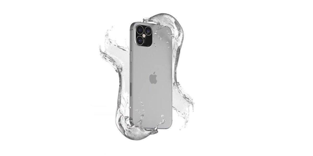 IPhone 12 Pro design leak // Source: EverythingApplePro