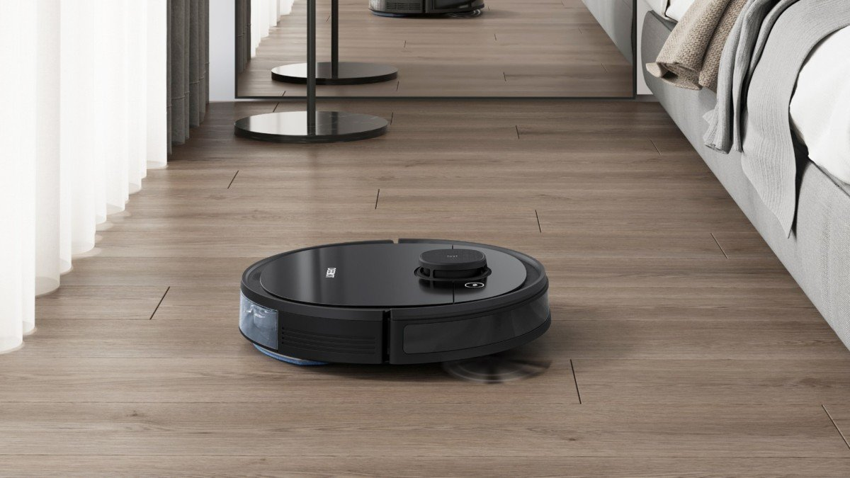 The Ecovacs Deebot Ozmo 920