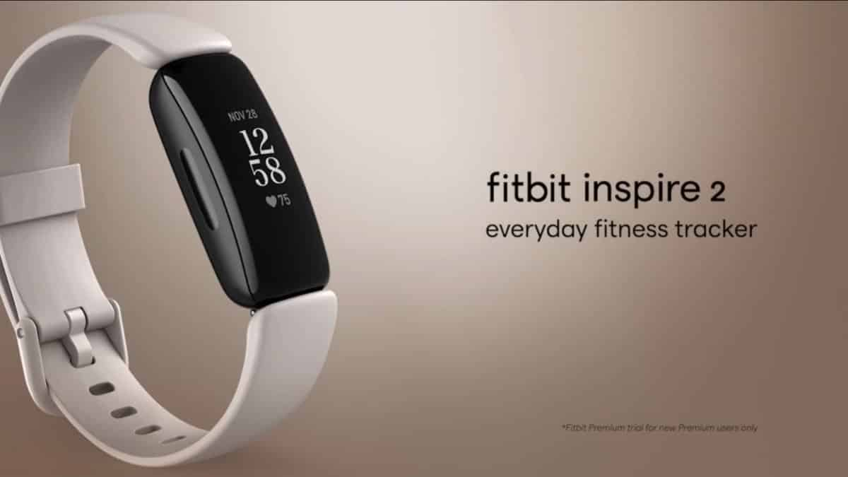 Fitbit Inspire 2 // Source: Fitbit