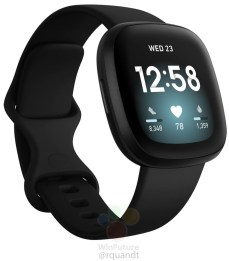 The Fitbit Versa 3
