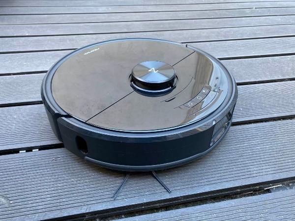 Roborock S6 MaxV brush-design