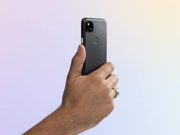 The Google Pixel 4a camera