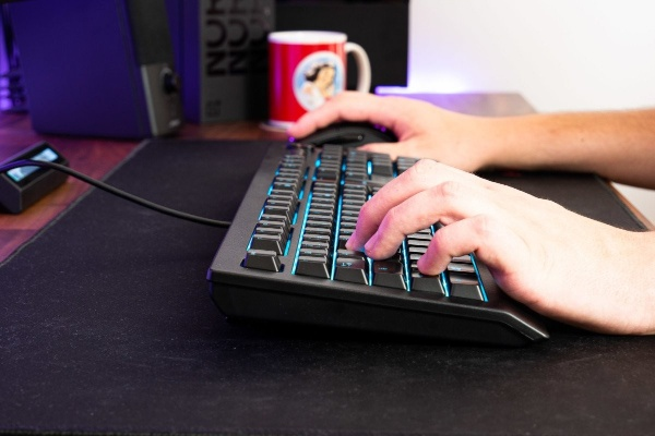 The Cynosa V2 will not replace a mechanical keyboard