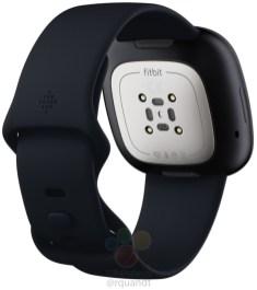 The Fitbit Sense watch