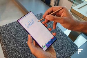 Samsung Galaxy Note 20 Ultra S Pen stylus