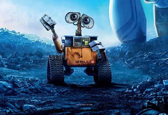 Disney-Pixar's Wall-E robot