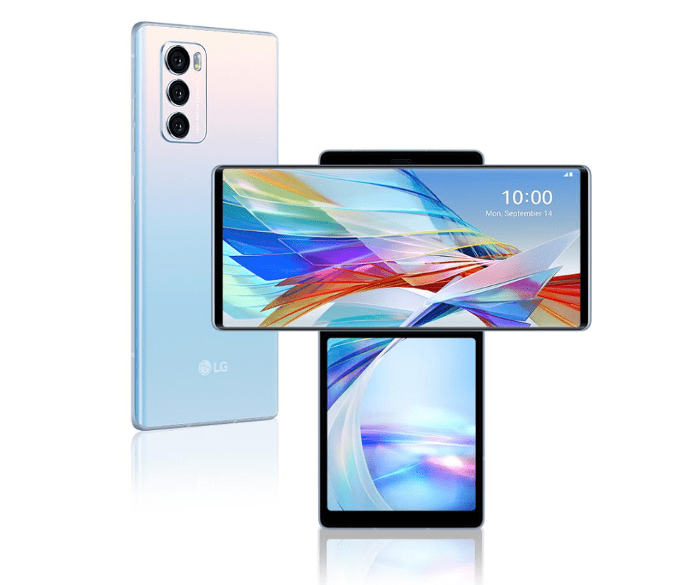 LG Wing preview // Source: LG