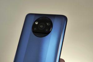 Xiaomi Poco X3 photo module