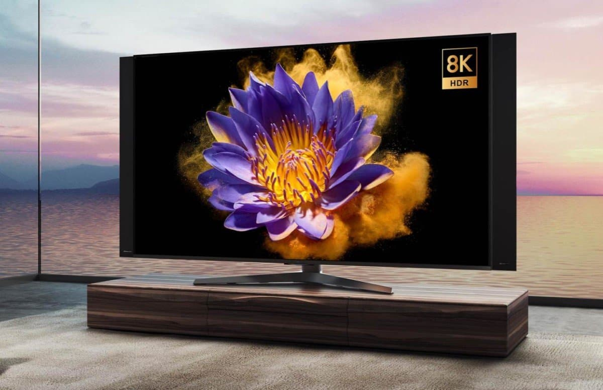 Xiaomi Mi TV Master Extreme 8K // Source: Xiaomi