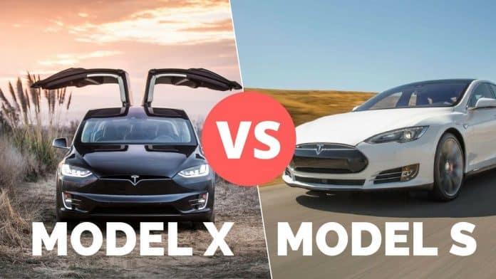 Tesla Model S & X