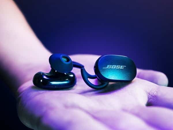 The Bose QC Earbuds