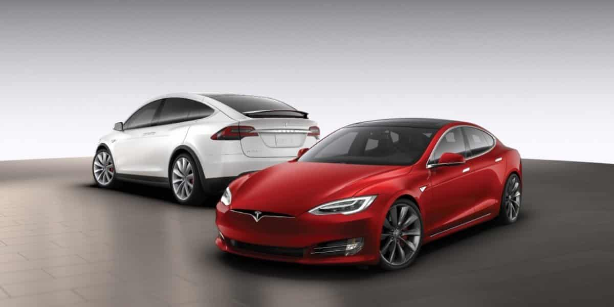 The Tesla Model S and X