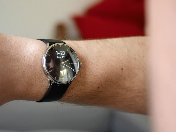 The Withings ScanWatch