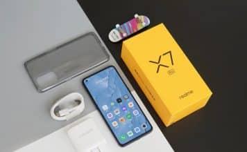 Realme X7