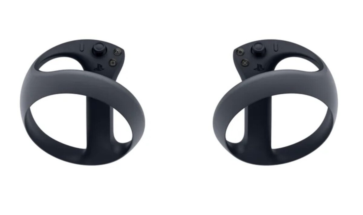 The next controllers for the PSVR headset