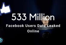 Facebook DATA LEAKS